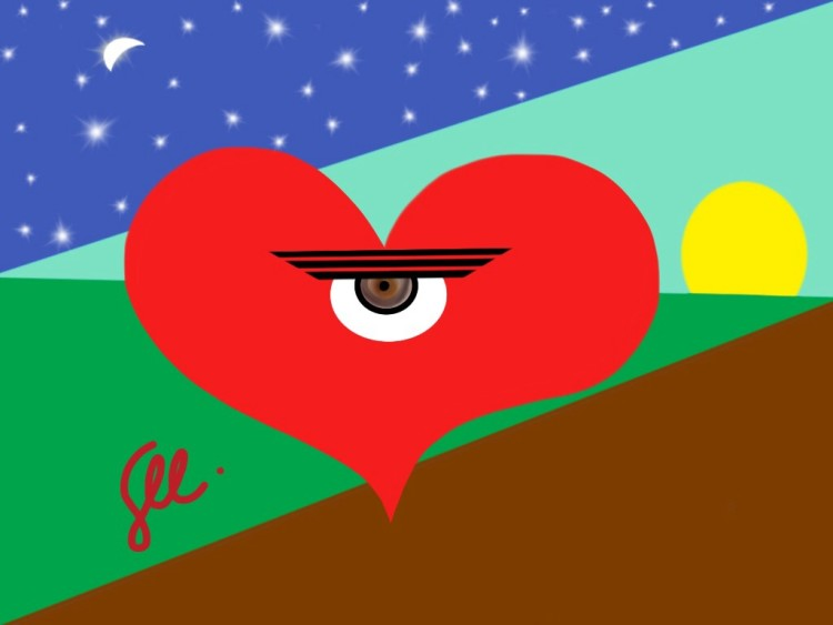 La mirada del corazón